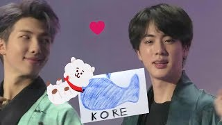 NamJin analysis - The truth about KORE 🐳 (updated!)