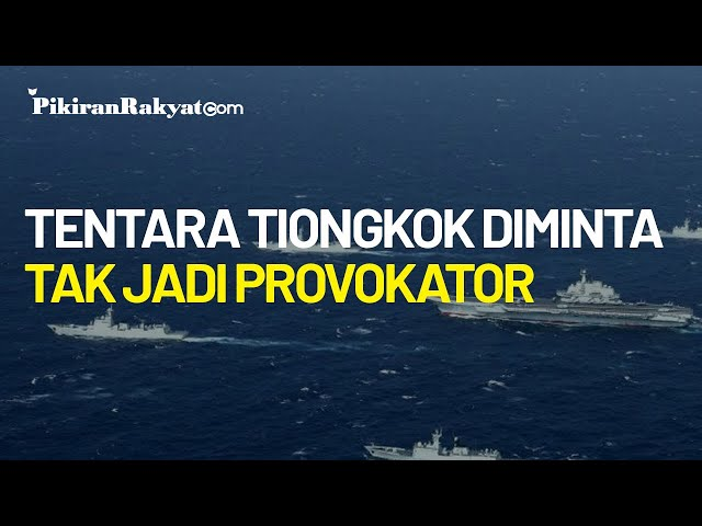 Tentara Tiongkok Diminta Tak Serang Duluan Jika Perang Pecah di Laut China Selatan