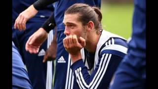 West Ham's Andy Carroll could return from latest injury sooner than originally anticipated