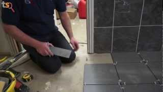 Tommy's Trade Secrets - How To Tile A Floor thumbnail