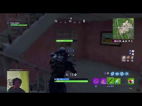 Duos And solos With I Carry A Lot (FACECAM) - Road To 100 Dubs - Fortnite