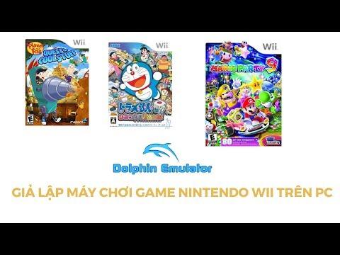 hướng dẫn cài đặt giả lập dolphin - Hướng dẫn setup giả lập Dolphin Full Speed chơi game Wii và Gamecube trên pc