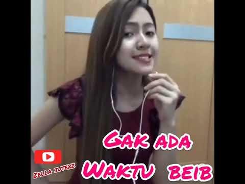 GAK ADA WAKTU BEIB - ghea youbi ( cover baby shima feat zella )