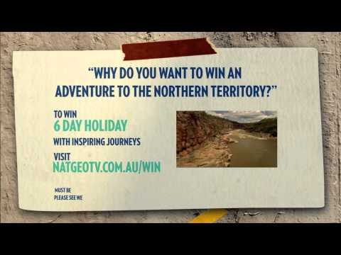Why do you want to win a vacation in the Northern Territory?