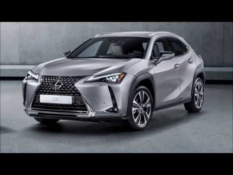 BEAUTIFUL and LUXURY: 2019 Lexus UX First Review [Lastest News]
