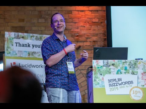 Berlin Buzzwords 2019: Uwe Schindler–10 (funny) years of Apache Lucene hacking on YouTube