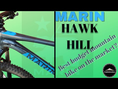 Marin Hawk Hill Complete Review(2018 And 2020 Models)