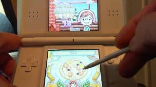 Cooking Mama 2 DS Gameplay Video (HD)