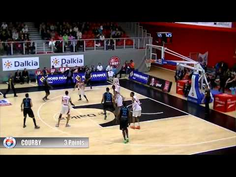 LMB -Rouen Highlights (18/04/14)