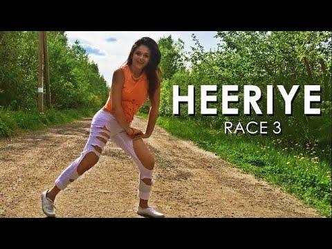 Heeriye Song | Dance Choreography by Anita | Race 3 | Salman Khan | Jacqueline Fernandez