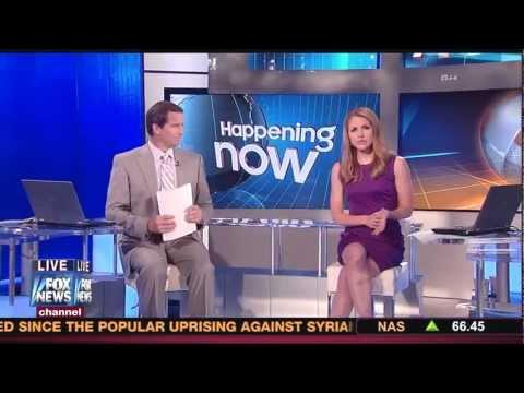 Jenna Lee, Fox news anchor 6-29-12