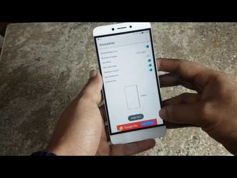 Use Screen Edge to Control Volume or Brightness in Android   NO ROOT