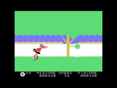 B.C.'s Quest for Tires (Colecovision) 1983 (2,560)