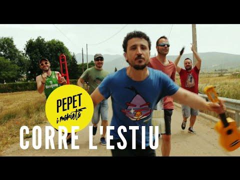 La cançó de l'estiu de TV3 - CORRE L'ESTIU de Pepet i marieta #uoioio
