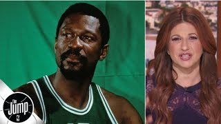 NBA players have a lot of power, and Bill Russell is a big reason why - Rachel Nichols | The Jump