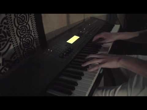 White Winter Hymnal - Fleet Foxes piano cover