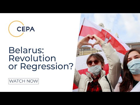 Belarus: Revolution or Regression?