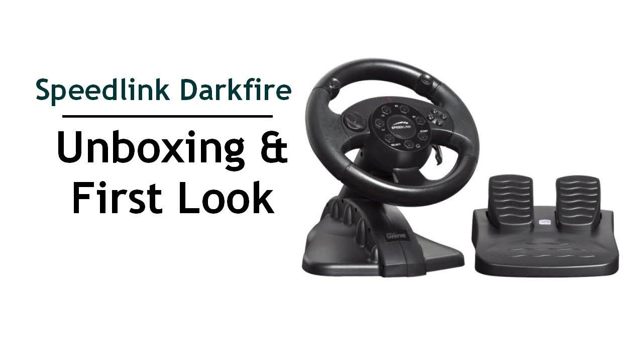 Speedlink Darkfire Racing Wheel Driver for Mac