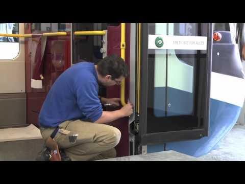 Sunrise Tram Zürich | Christinger Partner AG