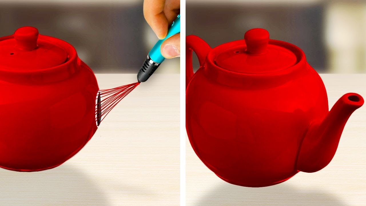 28 GREAT WAYS TO FIX YOUR THINGS