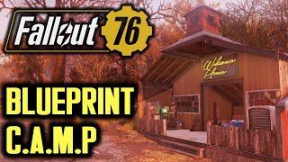 Fallout 76 - Quick Blueprint C.A.M.P