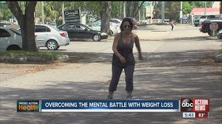 Overcoming the mental battle with weight loss