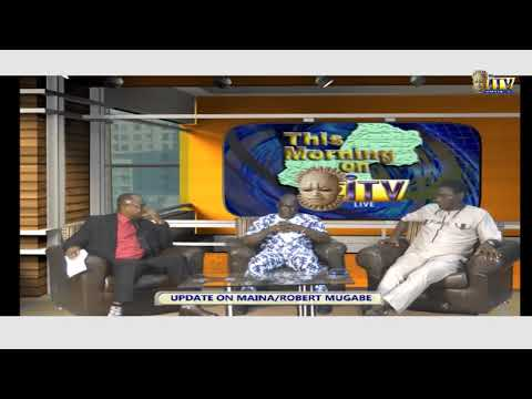 TMI: UPDATE ON POLITICAL ATMOSPHERE IN ZIMBABWE
