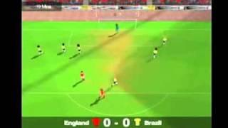 sensible soccer 2006 eng vs brasil ps2