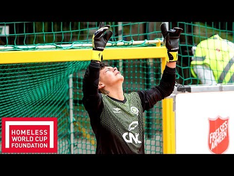 The Very Best Saves! | Homeless World Cup Globe | Oslo 2017
