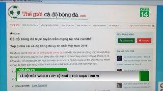 VTC14 | Cá độ mùa World Cup: Lộ nhiều thủ đoạn tinh vi