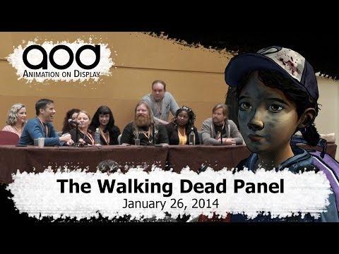 AOD 2014 - The Walking Dead Panel