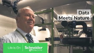 Schneider Electric & Green Mountain present Data Meets Nature