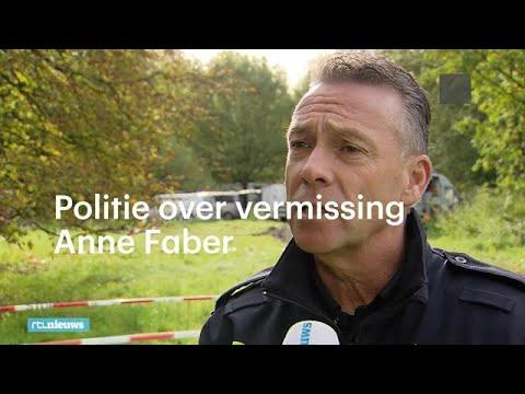 Laatste nieuws zoekactie Anne Faber, update politie - RTL NIEUWS
