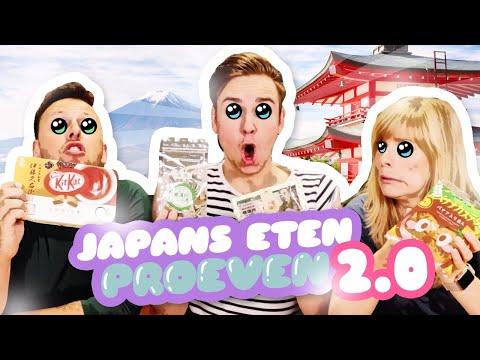 JAPANS ETEN PROEVEN 2!
