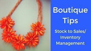 Boutique Inventory System
