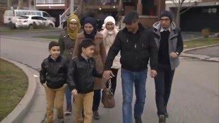 CityNews: Syrian Family helped by Ahmadiyya Community Has Found New Hope in Canada