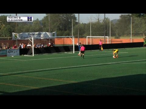 El CD Cayon se clasifica a las semifinales en los penaltis