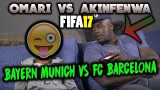 BMO FIFA 17 DUNGEON AGAINST AKINFENWA
