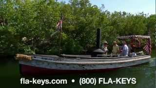 Ride the African Queen in Key Largo