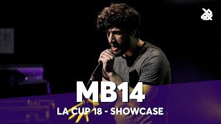 MB14 | La Cup Worldwide Showcase 2018