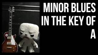 "A Minor - Blues Jam Track in Key of ""A"" - A minor"