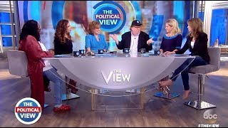 Michael Moore's TRUMP Election Night Prophecy Comes True - The View
