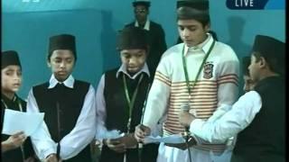JALSA SALANA LIVE FROM QADIAN DEC 2011 clip1