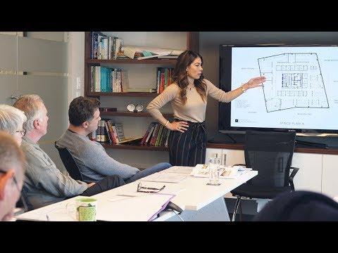 A Real Interior Design Client Presentation Youtube