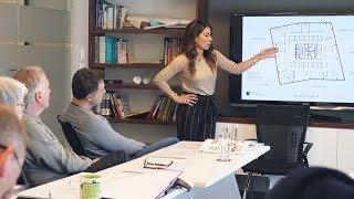 A Real Interior Design Client Presentation