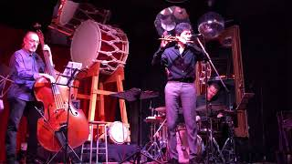 Yasukazu Kanoh - shinobue with jazz band @ Lazybones 2018-01-21