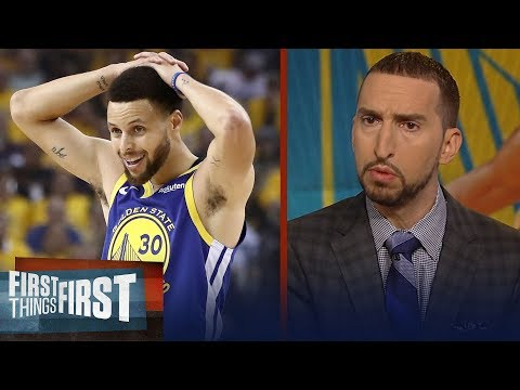 Clippers shock Warriors, force Game 6 - Nick & Cris react | NBA | FIRST THINGS FIRST