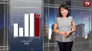 InstaForex tv news: USD mencapai level tinggi terbaru  (01.03.2018)
