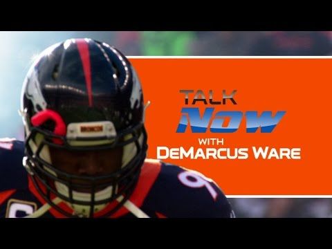 Talk Now with DeMarcus Ware: Donald Penn | NFL NOW