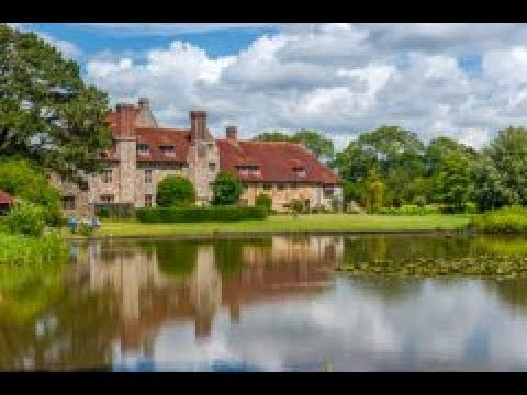 Exploring Haunted Michelham Priory's Grounds! MOST HAUNTED PROGRAMME